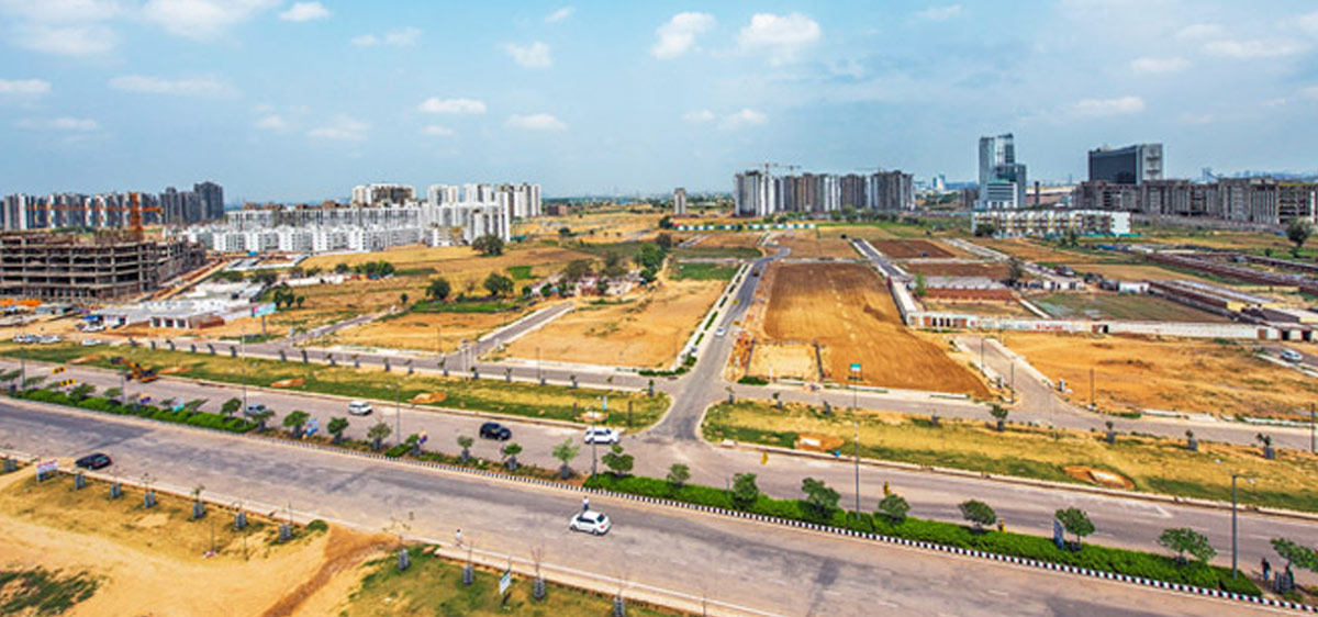 Plots in dlf Gurgaon